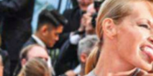 Estelle Lefébure, grosse concession pour David Hallyday, elle se livre (photo)