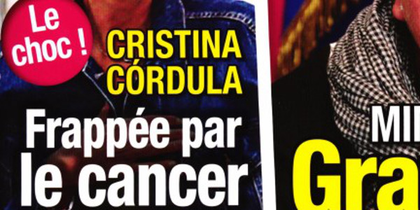 Cristina Cordula, « un drame »,  frappée par le cancer (photo)