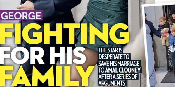 George Clooney humiliant, cette blessure infligée en public à Amal (photo)