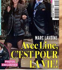 Marc Lavoine Line Papin Mariage Oui Pour La Vie Photo