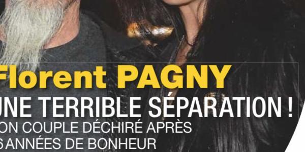 get online buying now beauty Florent Pagny, terrible séparation, un couple déchiré après ...