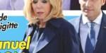 """Brigitte Macron """"rajeunie"""", outrageusement insultée - Elle se venge d'un président (photo)"""