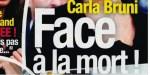 Carla Bruni, virus mortel - angoisse pour Nicolas Sarkozy, ça se confirme
