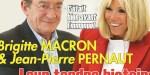 Jean-Pierre Pernaut intrigue - clin d'œil à Brigitte Macron pétrifiée (photo)