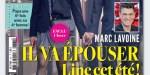 """Marc Lavoine - mariage avec Line Papin - Un """"geste"""" humiliant gâche son bonheur"""