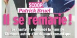 """Patrick Bruel bientôt marié -  """"trouble"""" comparaison avec Brigitte Macron"""