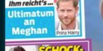 "Prince William, Kate Middleton, ""ultimatum"" contre Meghan Markle - Un projet irrite Harry"