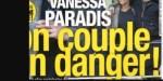Vanessa Paradis, Samuel Benchetrit - couple en danger - Étrange rendez-vous à Londres avec Johnny Depp
