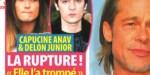 """Alain-Fabien Delon """"brisé"""" - Capucine Anav l'a remplacé par un mec en or et richissime (photo)"""
