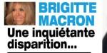 """Brigitte Macron, """"choc"""" à l'Élysée - une inquiétante disparition, la raison"""