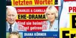 Camilla Parker-Bowles, intimidation, menaces - Terrible épreuve pour Charles