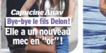 Capucine Anav, bye-bye le fils d'Alain Delon - en couple avec Victor, un millionnaire (photo)