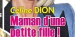 Céline Dion, maman d'une petite fille -  terrifiante obsession, une célèbre chanteuse balance (photo)