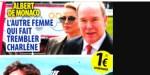 """Charlène de Monaco - L'autre """"femme"""" d'Albert qui la fait trembler (photo)"""