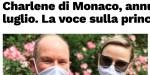 Charlène de Monaco, nouvel héritier pour fin 2020 - Sa confession (photo)