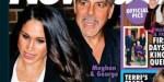 George Clooney, Meghan Markle - trop proches - Harry scandalisé, réaction hystérique (photo)