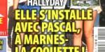 Jade Hallyday - Pascal imposé à Marnes-la-coquette par Laeticia - sa confidence