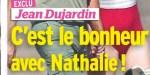 Jean Dujardin froissé à Soulac - cette photo avec Nathalie Péchalat le met en rogne