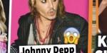 Johnny Depp, Vanessa Paradis -  cocaïne, ecstasy - l'angoisse pour leur Jack, leur fils