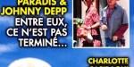 Johnny Depp, Vanessa Paradis - entre eux, ce n'est pas terminé, revanche sur Samuel Benchetrit