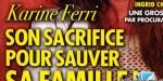 Karine Ferri - son couple avec Yoann Gourcuff sauvé - Son secret dévoilé (photo)
