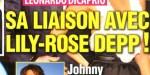 Lily-Rose Depp - coup de cœur pour Léonard DiCaprio - Photo qui lui brise le cœur