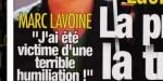 """Marc Lavoine, déçu avant le mariage  - """"J'ai été victime d'une humiliation"""""""