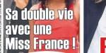 Nagui, proche de Valérie Bègue -  Sa double vie avec une Miss France