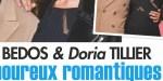 Nicolas Bedos et Doria Tillier  -  retrouvailles romantiques -Brouillage de pistes à Cabourg (photo)