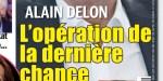 Alain Delon, l'opération de la dernière chance, testament changé (photo)