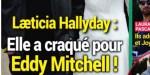 Laeticia Hallyday, Eddy Mitchell - joyeuses retrouvailles, fin de crise  (photo)