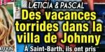 Laeticia Hallyday, Pascal - Des vacances torrides dans la villa de Johnny - Déjà à St Barth, (photo)