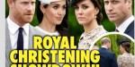 Prince William, Kate Middleton - épreuve de force - Clash avec Meghan Markle passé sous silence