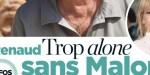 Renaud, éloigné de son fils Malone - Odieuse critique qui ne passe pas