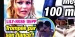 Samuel Benchetrit, Vanessa Paradis - inquiets pour Lily-Rose Depp trompée par son fiancé (photo)