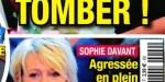 Sophie Davant - Agressée en plein jour par une femme