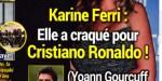 Yoann Gourcuff froissé par Karine Ferri - surprenant rôle de Cristiano Ronaldo, sa réponse