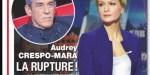 Audrey Crespo-Mara, fin de crise Thierry Ardisson - ça chauffe à Saint-Tropez (photo)