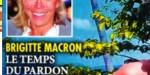 Brigitte Macron - temps du pardon - fin de crise avec sa belle-mère - son aveu
