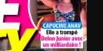 Capucine Anav - Elle a trompé Alain-Fabien Delon avec un milliardaire - la vraie raison de la rupture