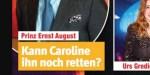 Caroline de Monaco - le cœur brisé - méchanceté gratuite au palais des Hanovre