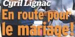 Cyril Lignac - virus mortel - énorme risque avec Déborah, sa fiancée