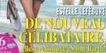 Estelle Lefébure - célibataire à St-Barth - Surprenant mantra au quotidien (photo)
