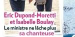Isabelle Boulay, Eric Dupond-Moretti, fidélité, distance  - Sa confession