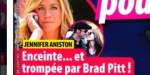 Jennifer enceinte…et trompée par Brad Pitt (photo)