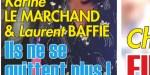 """Karine Le Marchand  """"trop proche"""" de Laurent Baffie - La vérité éclate au grand jour"""