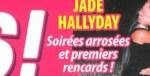 Laeticia Hallyday - soirée arrosée de Jade - étonnant commentaire (photo)