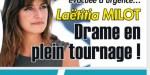 Laetitia Milot, drame en plein tournage, toute l'équipe évacuée d'urgence (photo)