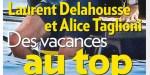 Laurent Delahousse, - rythme compliqué, éreintant- Décision pour sauver son couple