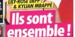 Lily-Rose Depp débarque à Paris - Kylian Mbappé en ligne de mire